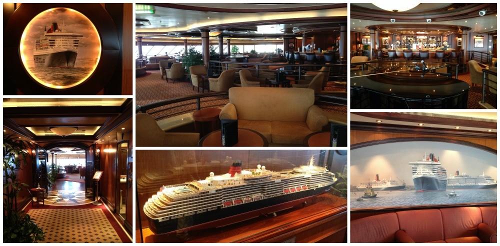 The Commodore Club on Queen Elizabeth