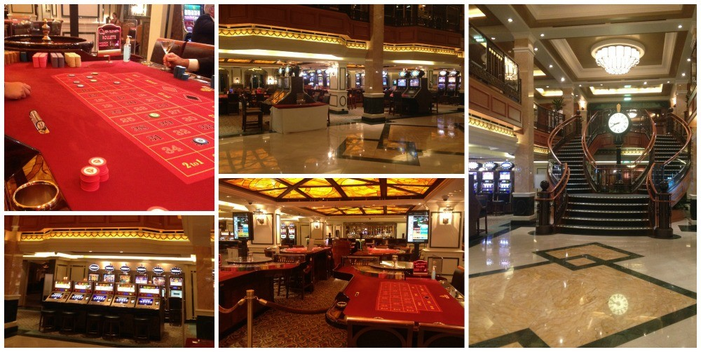 The Empire Casino on Queen Elizabeth