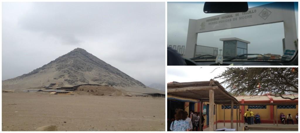 The Museo Huacas de Moche