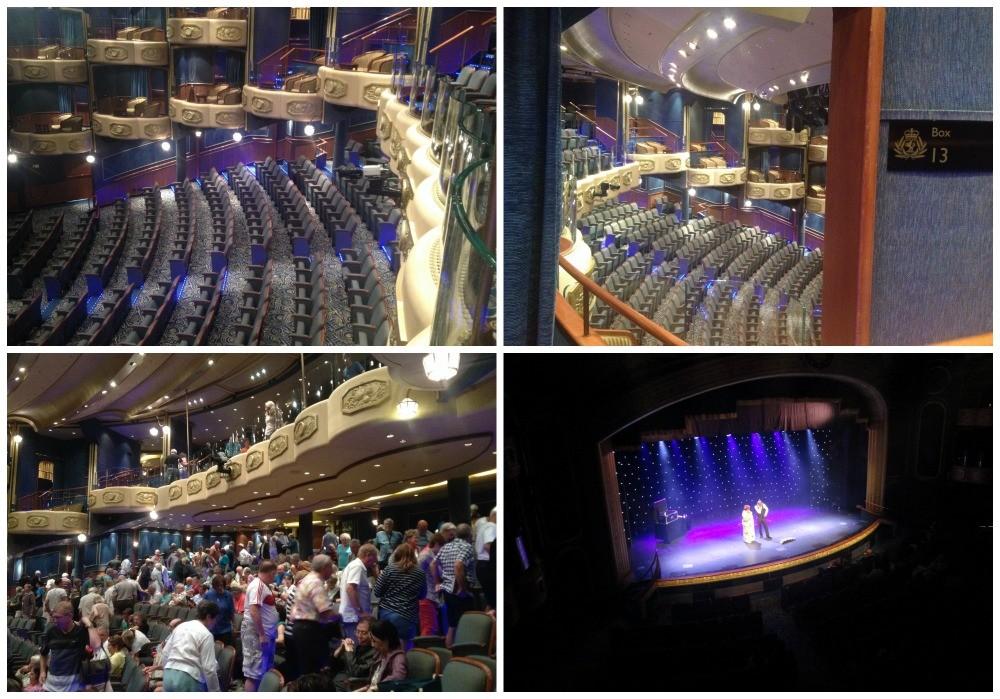 The Royal Court Theatre on Queen Elizabeth