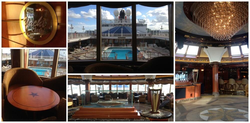 The Yacht Club on Queen Elizabeth