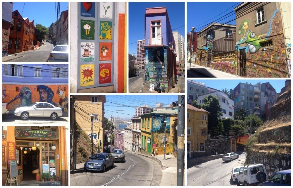 Valparaiso walk