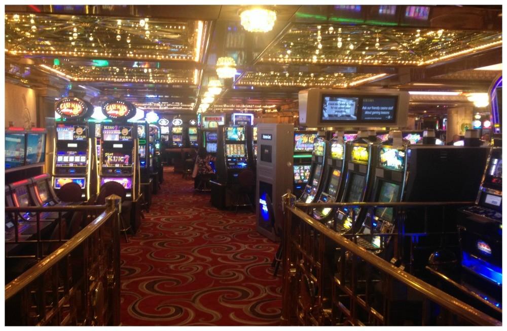 Celebrity Infinity Fortunes Casino
