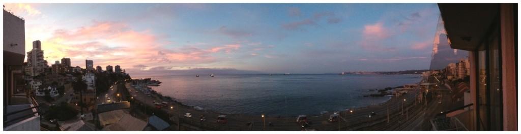View of Vina del Mar