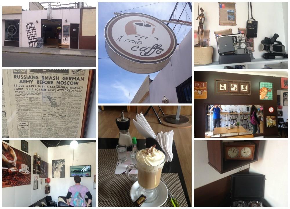 il mio caffe in Arica