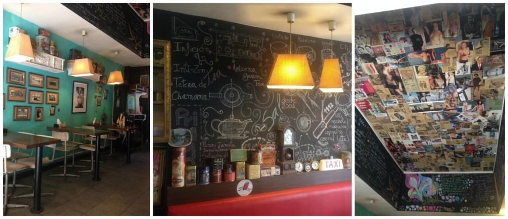 Café Primmo decor