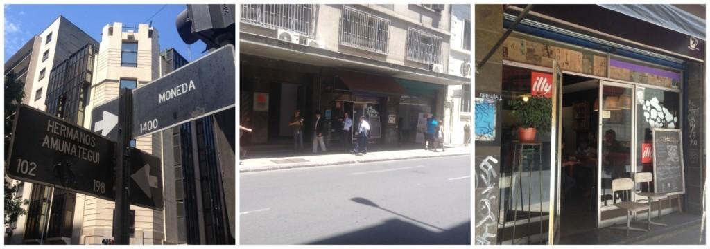 Cafe Primmo in Santiago Chile