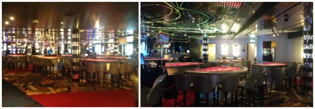Casino on MS Oosterdam