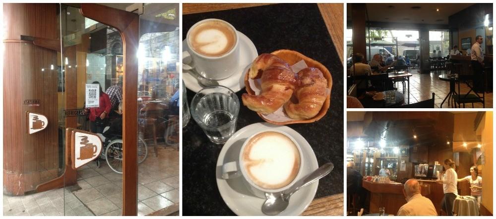 Cafe in Mendoza