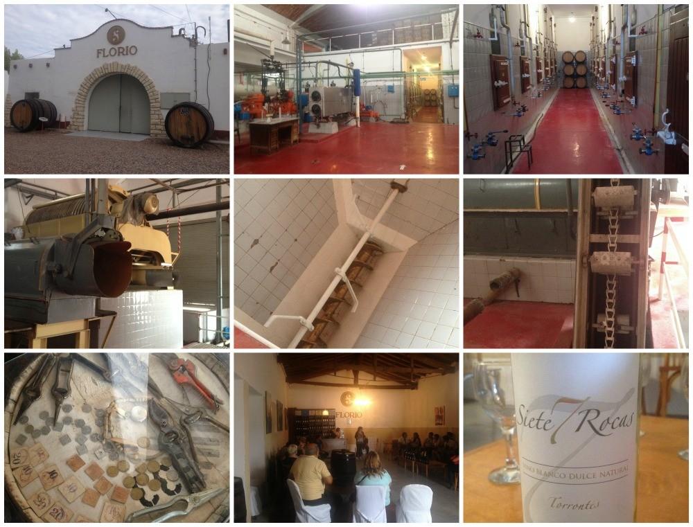 Florio winery tour in Mendoza