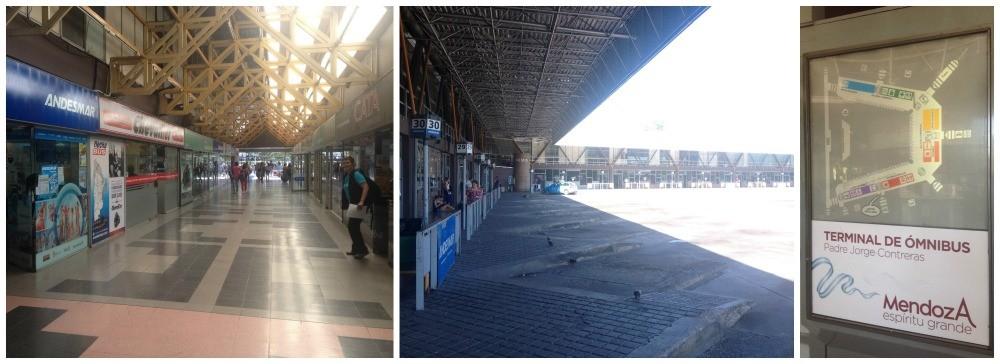 Mendoza Bus Station - Terminal de Omnibus Mendoza