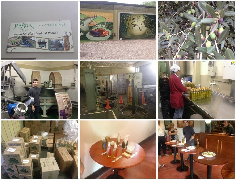 Pasrai Olive boutique in Mendoza