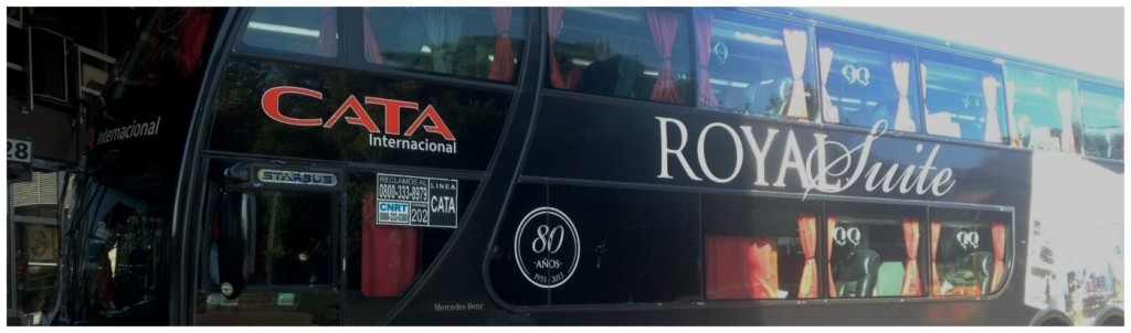 Royal Suite CATA International Bus