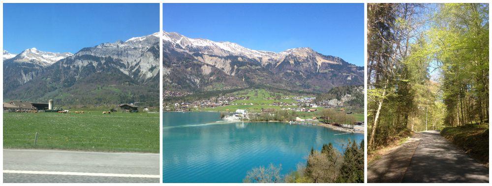 Brienzersee in Switzerland