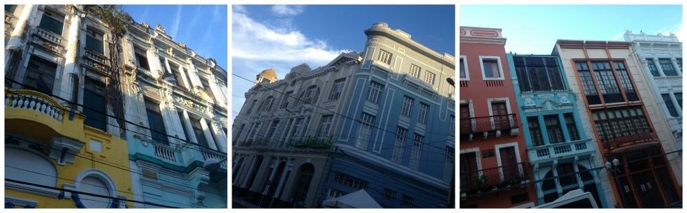 Dutch architecture in Recife