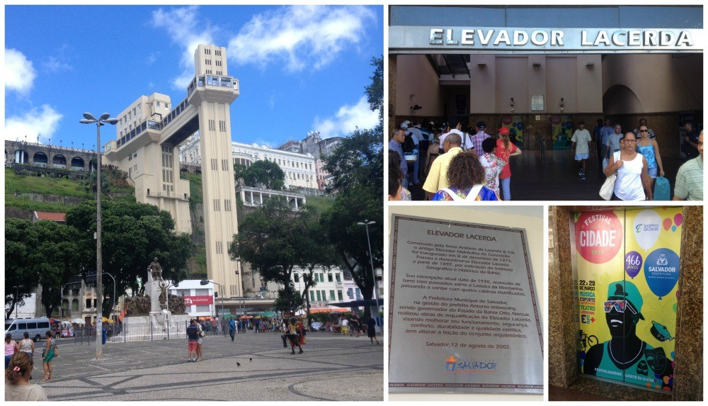 Elevador Lacerda in Salvador