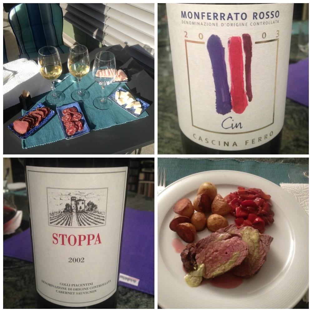 Fine food & wine with Ferro