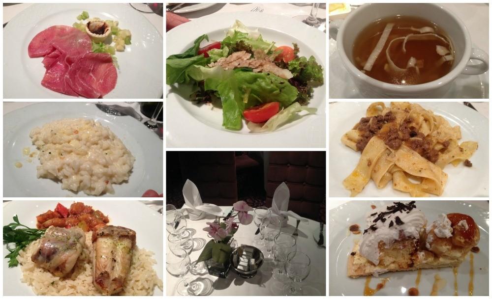 Gala Dinner on MSC Magnifica 2015