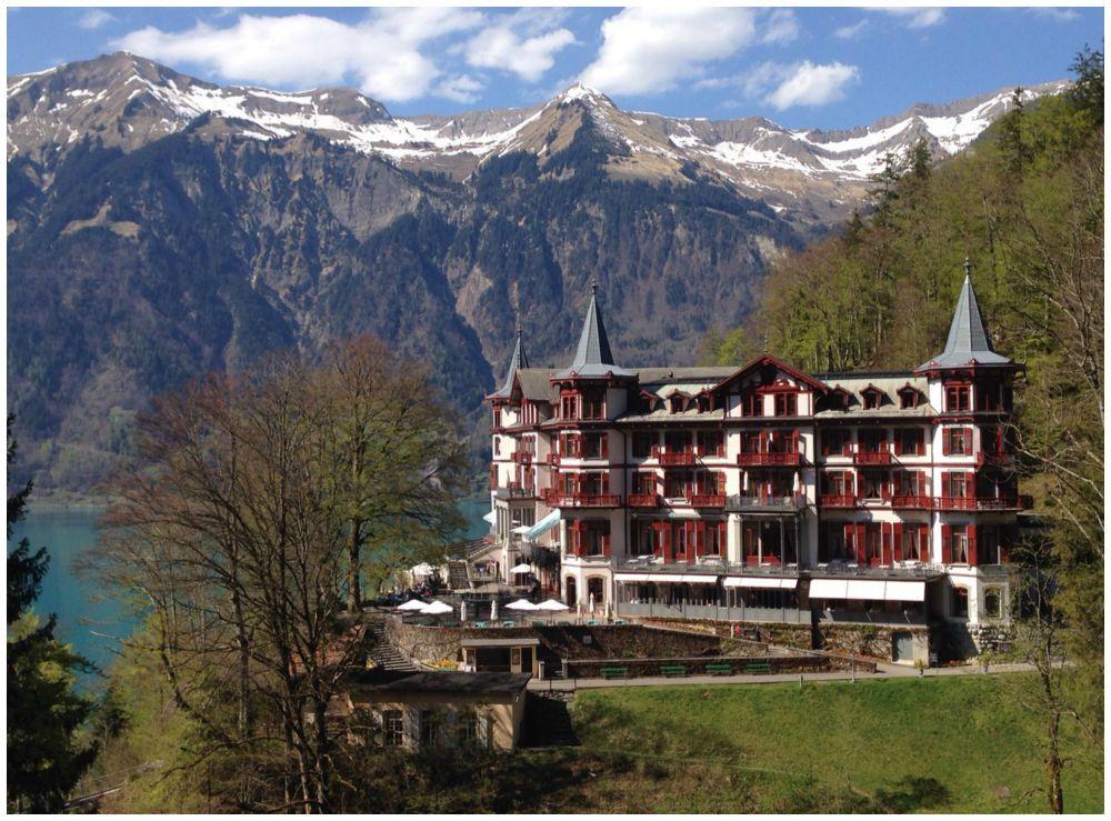 Hotel Giessbach Switzerland