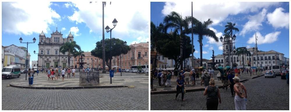 Jesus Square (Terreiro de Jesus)