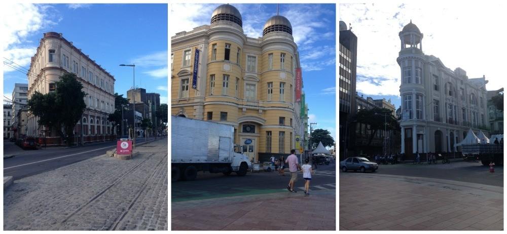 Recife buildings