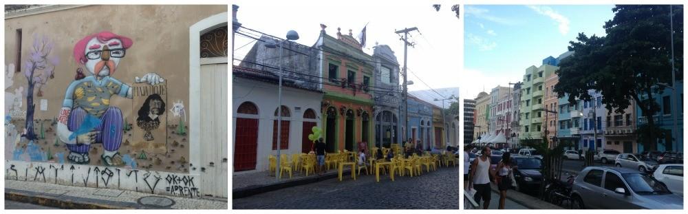 Recife life in Brazil