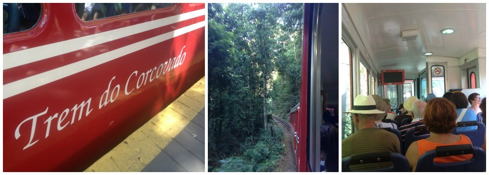 The train to Corcovado