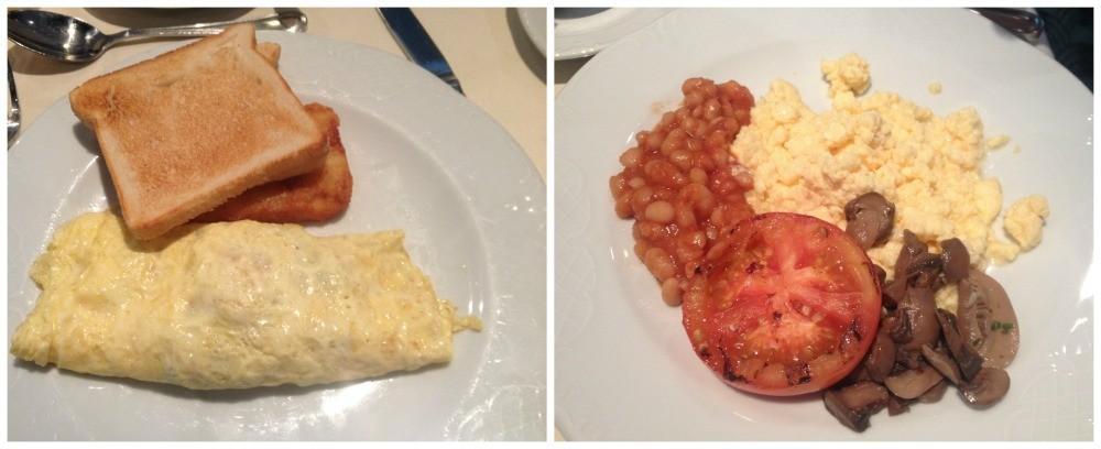 Todays Breakfast choice