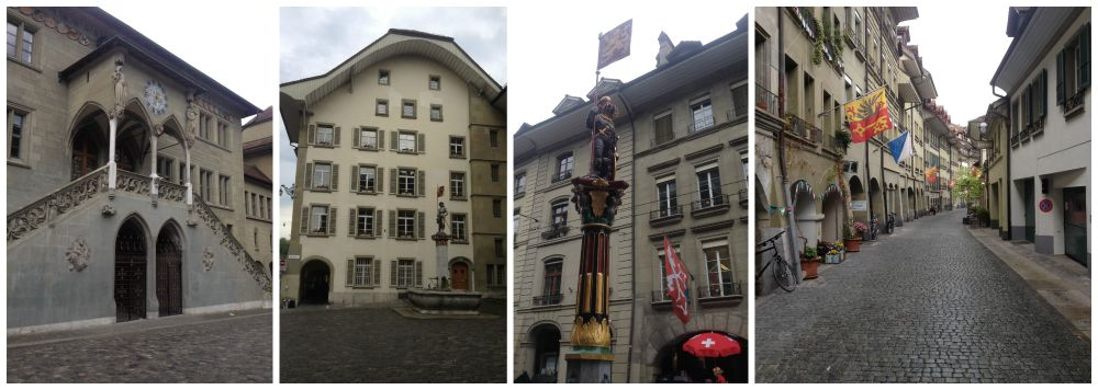 UNESCO Bern city