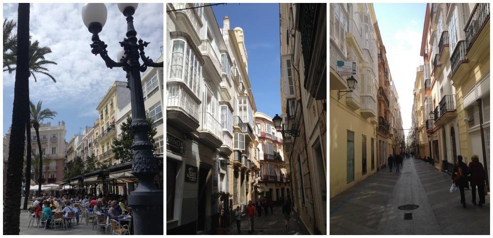Cadiz in Spain