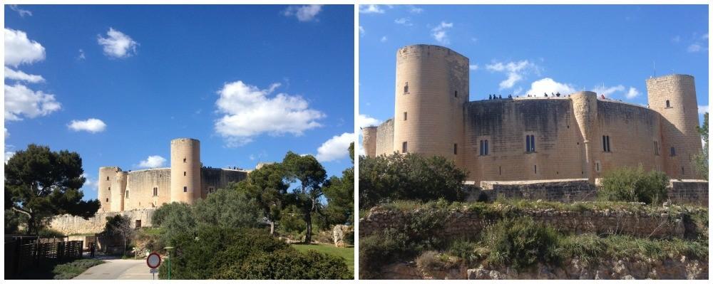 Castillo de Bellver - Castle in Palma de Mallorca