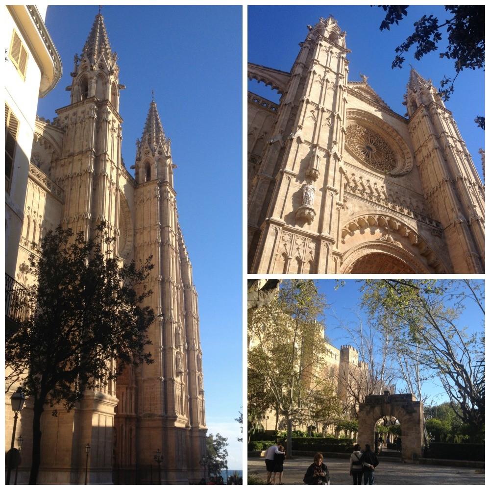 Cathedral Le Seu in Mallorca 2015