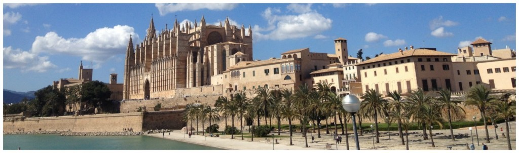 Cathedral of Mallorca 2015