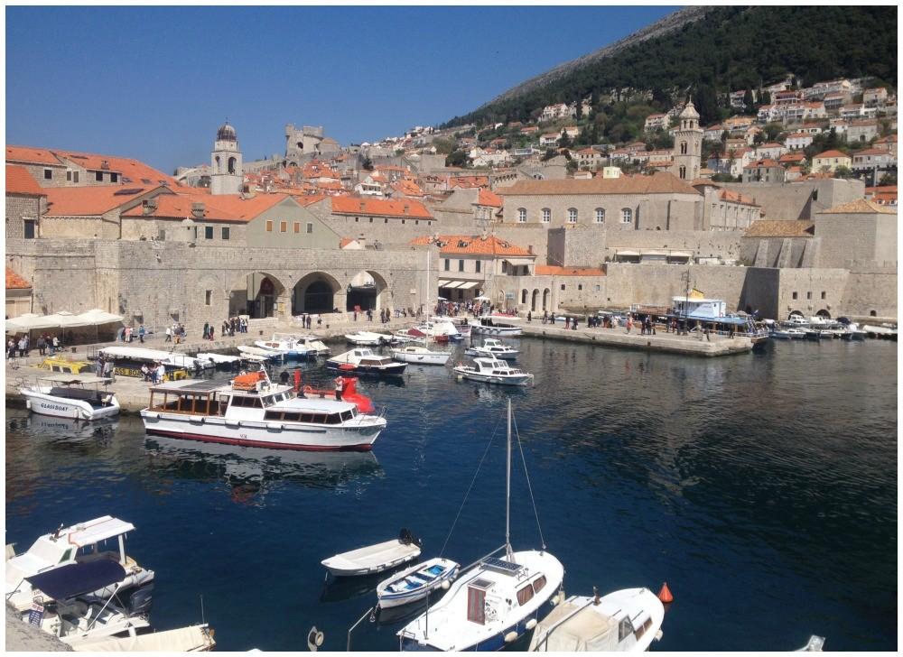 Dubrovnik Old Port 2015