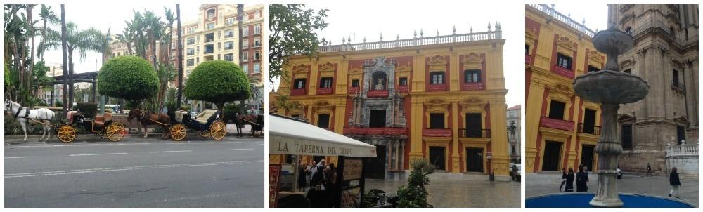 Malaga images 2015