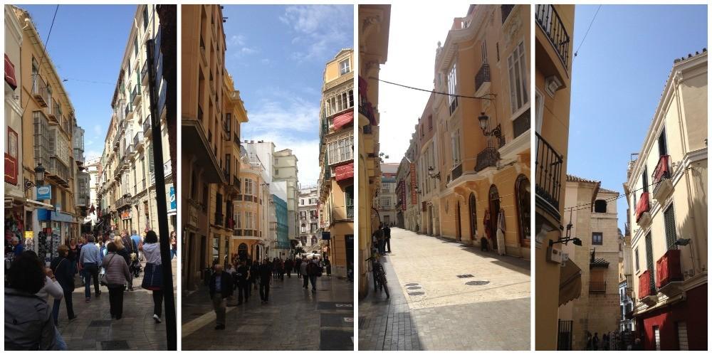 Malaga streets 2015