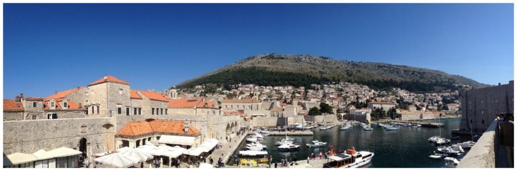 Old Port Dubrovnik, Croatia 2015