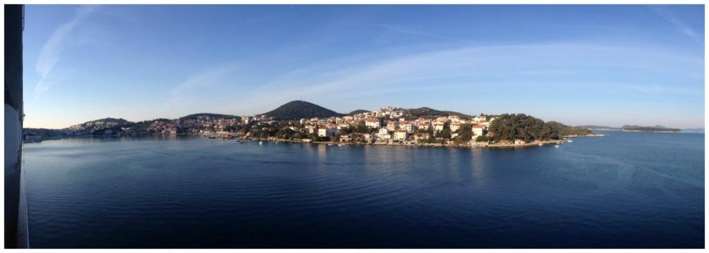 One side of Dubrovnik 2015
