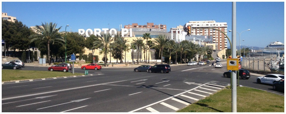 Porto Pi in Mallorca 2015