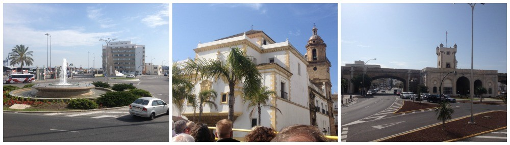 Cadiz sightseeing bus tour #1