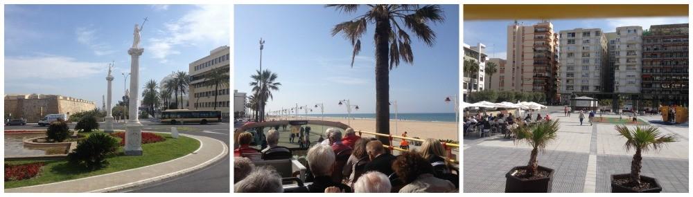 Cadiz sightseeing bus tour #2