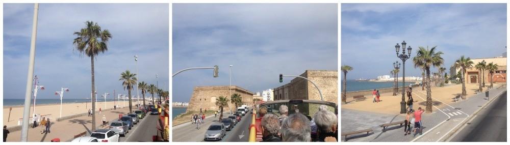 Cadiz sightseeing bus tour #3
