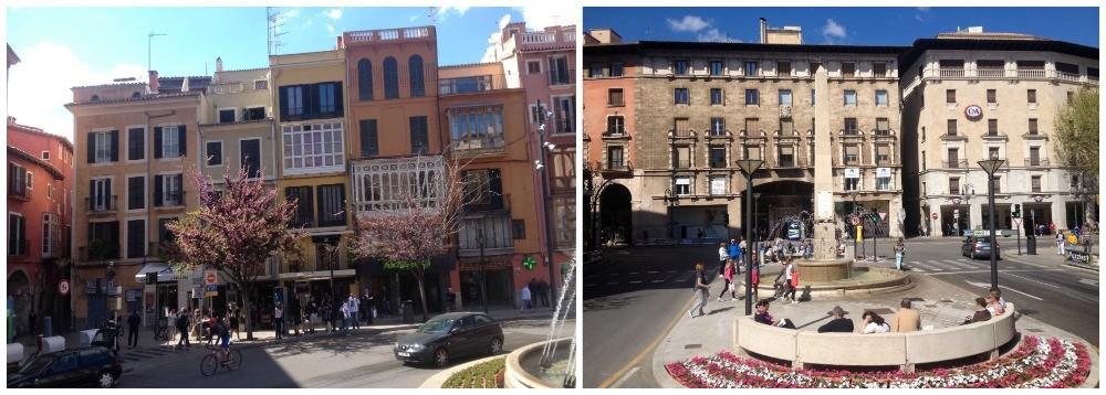 Sightseeing bus tour of Mallorca