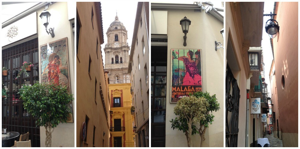 Streets of Malaga 2015
