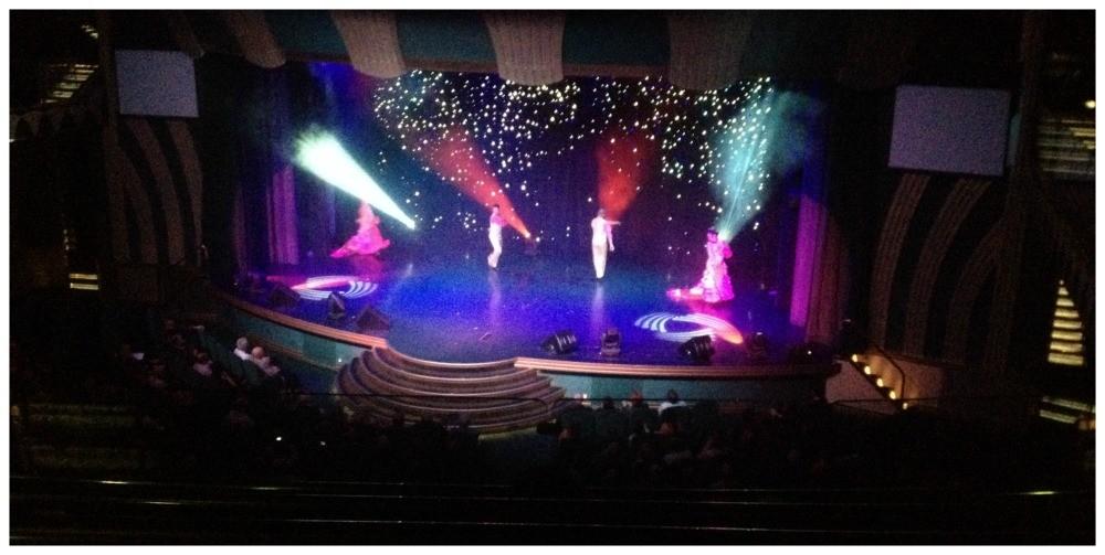 The Flamenco Show MSC Magnifica 2015