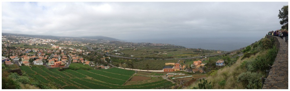 View over part of Tenerife