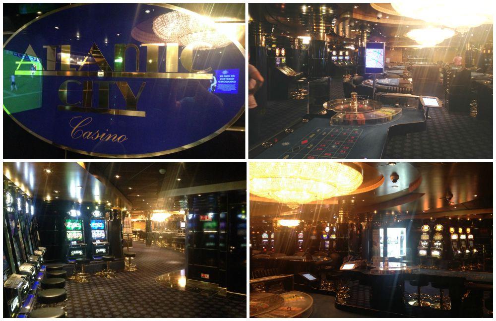 Atlantic City Casino on MSC Magnifica 2015