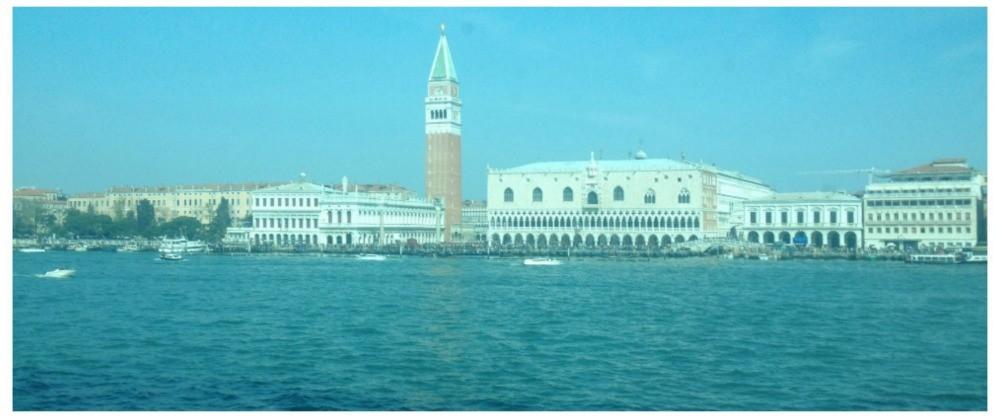 Piazza San Marco in Venice 2015