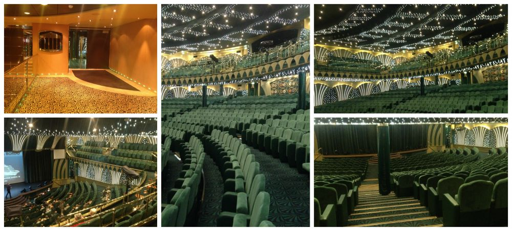 Royal Theatre on MSC Magnifica 2015