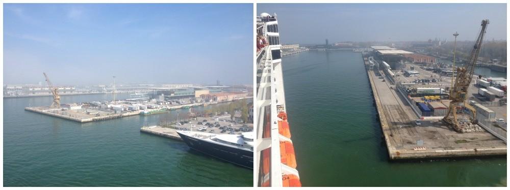 Venice Cruise Terminal or Terminal Venezia Passeggeri